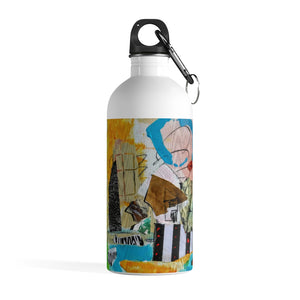 Beach House Stainless Steel Water Bottle