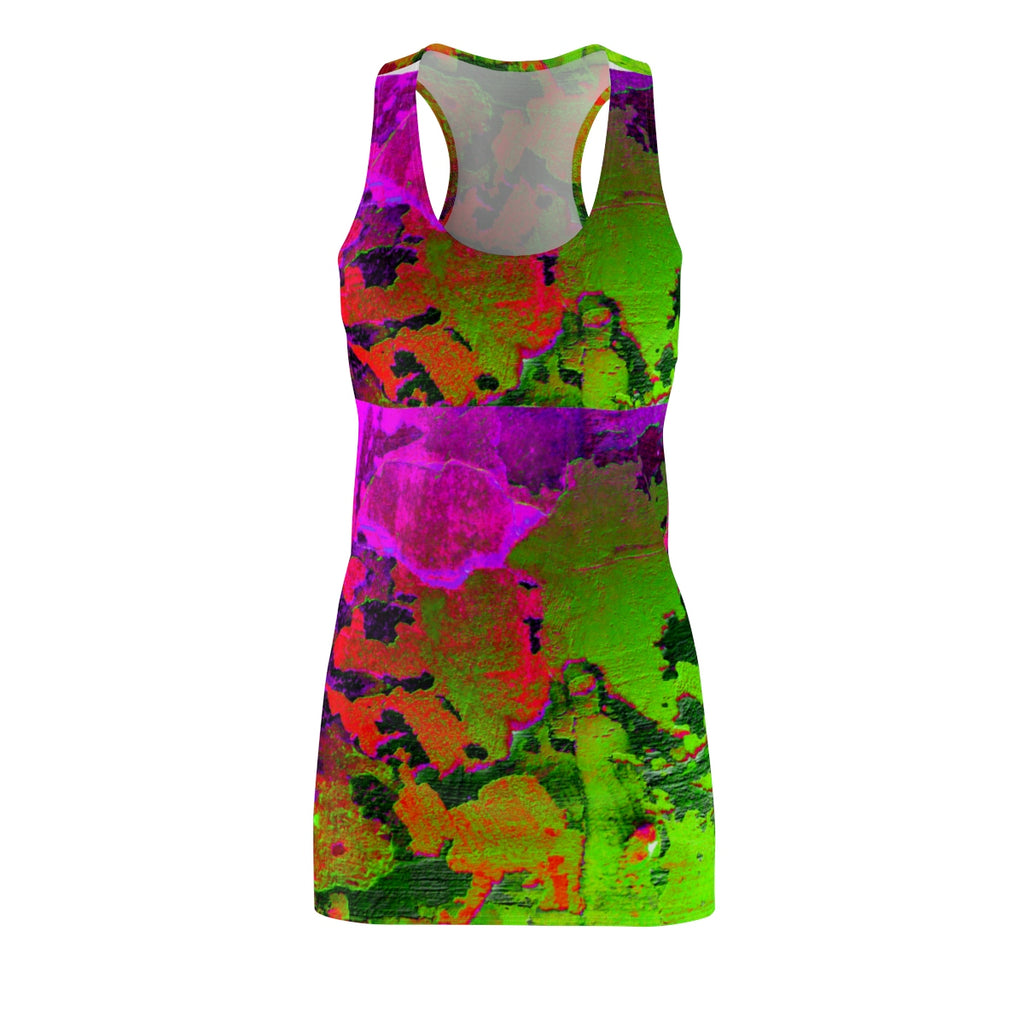 Triumph 3 Women's Cut & Sew Racerback Dress - Kirsteinfineart