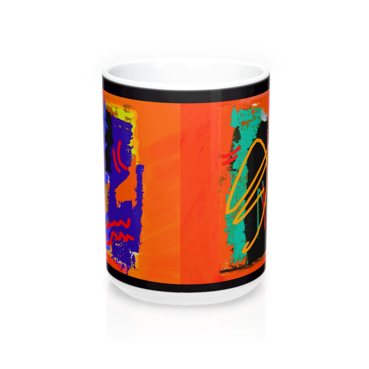 Wild and Wicked 2 Mug 15oz - Kirsteinfineart
