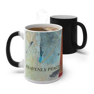 Heavenly Peace Color Changing Mug - Kirsteinfineart