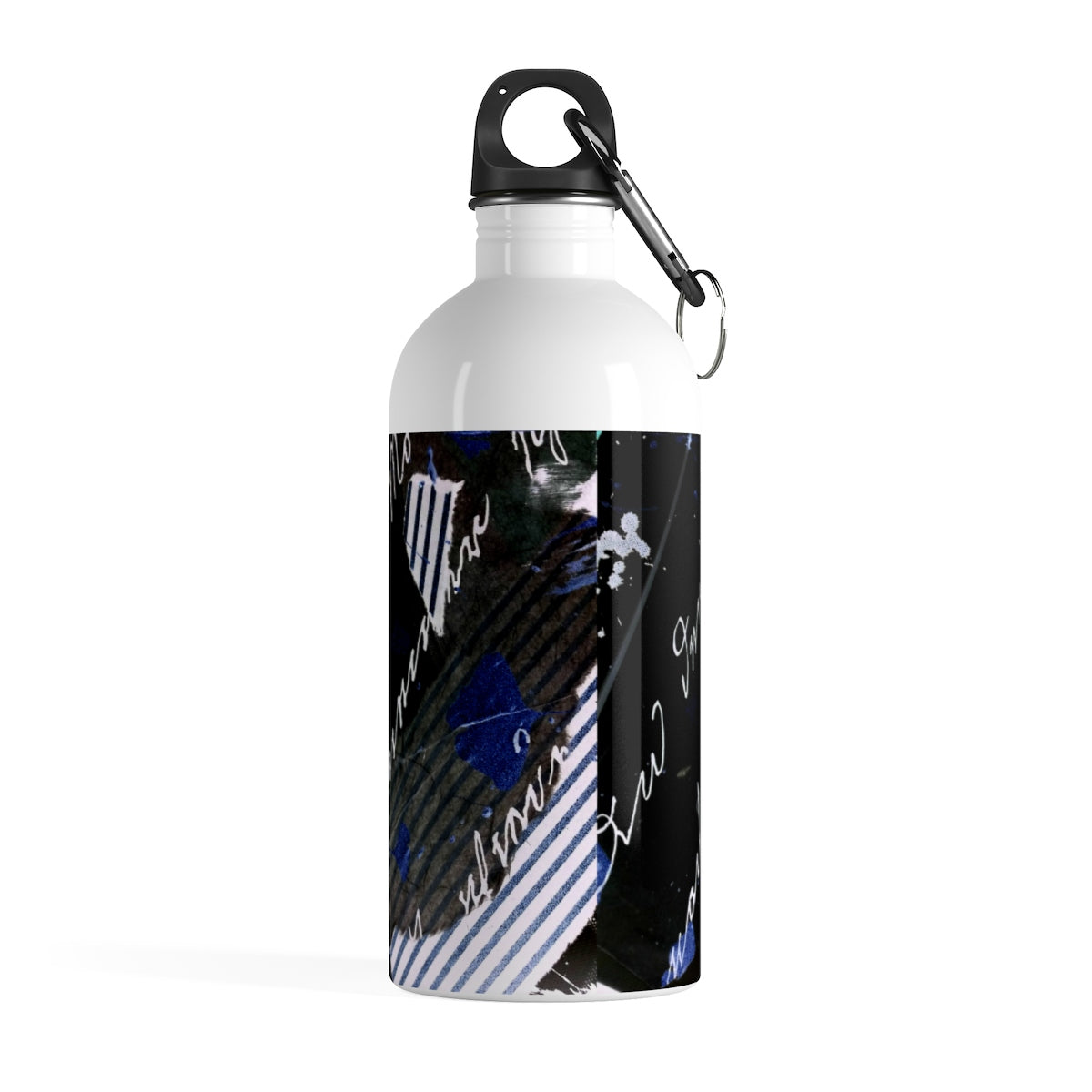 The Great Horse Race 2 Stainless Steel Water Bottle - Kirsteinfineart