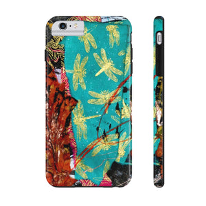 Dragonflies Case Mate Tough Phone Cases