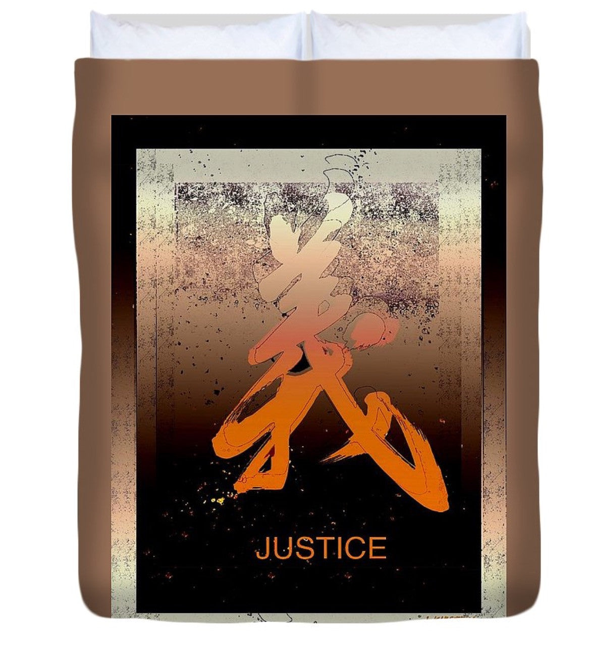 Justice for All Duvet Cover