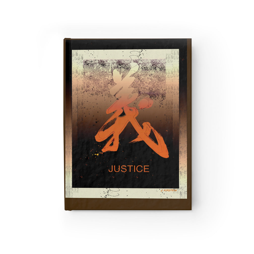 Justice Journal - Kirsteinfineart