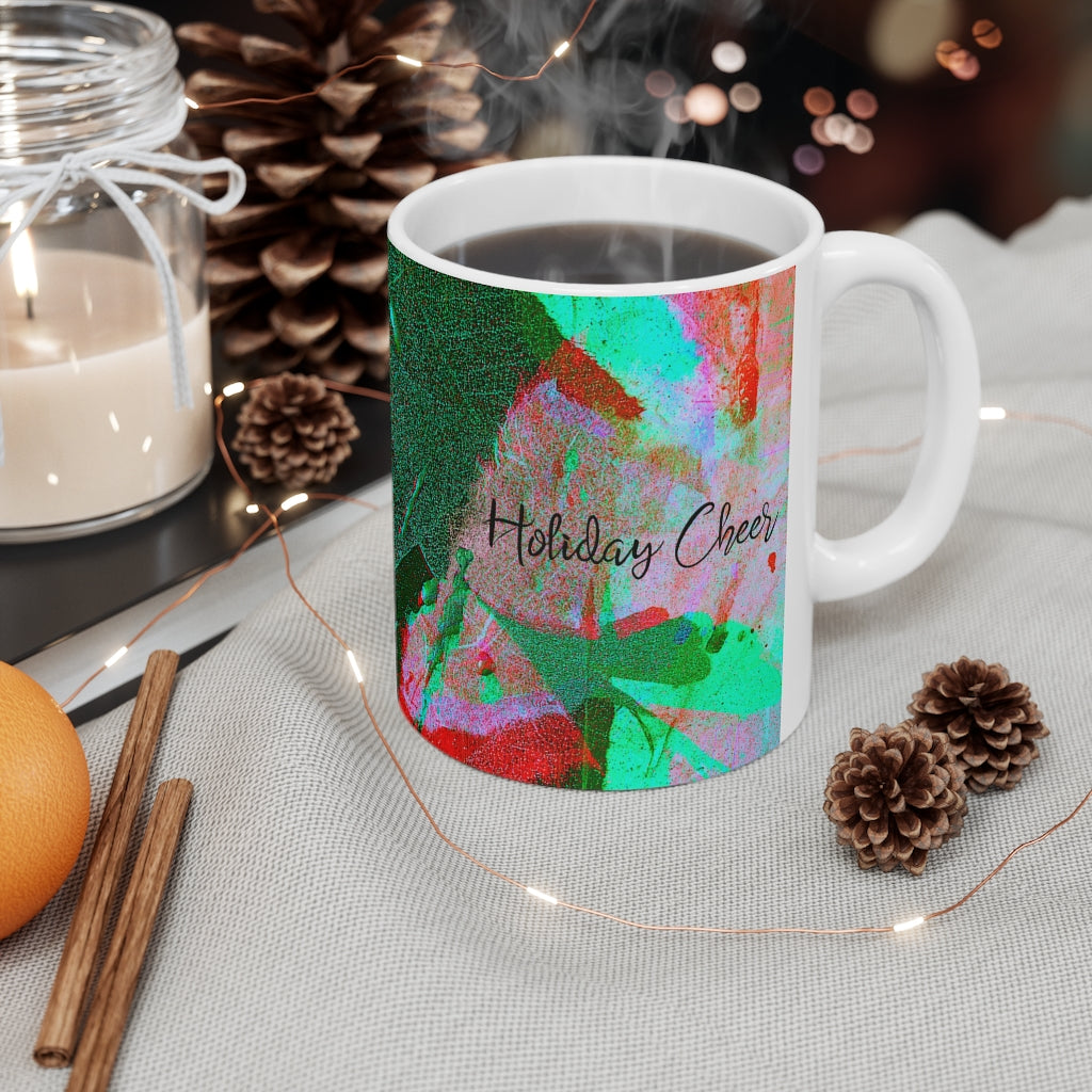 Holiday Cheer 2 Mug 11oz HOLIDAY SPECIAL ITEM