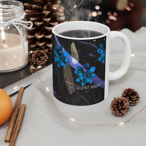 Silent Night Mug 11oz HOLIDAY SPECIAL ITEM