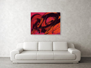 Fav Holiday Gift Heat in the Winter Giclee Print - Kirsteinfineart