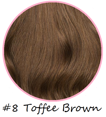 Light Toffee Brown Hair Color
