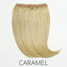 #16 caramel blonde one piece clip in hair