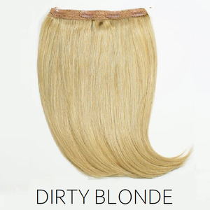 #27 blonde one piece clip in hair