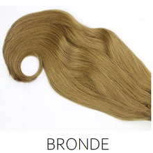 #12 Bronde Clip in Human Hair Extensions