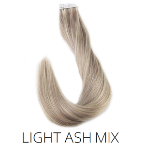 #16/60A Light Ash Blonde Mix Tape