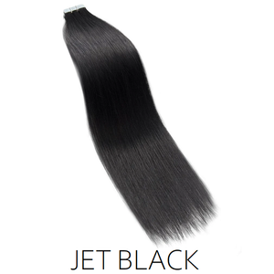 #1 Jet Black Tapes