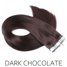 #2 Dark Brown Tapes