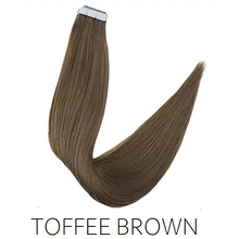 #8 Toffee Brown Ash Tapes
