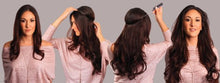 Halo Hair Extensions how to