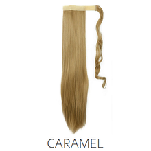 #16 Caramel Blonde Synthetic Ponytail