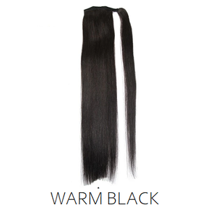 #1B Natural Black Synthetic Ponytail