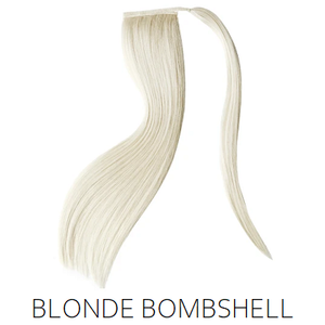 #60 Blonde Synthetic Ponytail