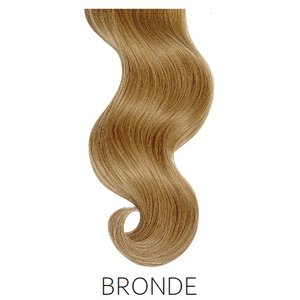 #12 Bronde Light Brown Halo Hair Extensions