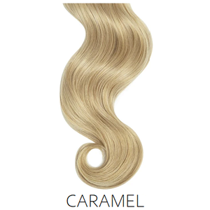 #16 Caramel Blonde Halo Hair Extensions