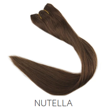 #4 Medium Brown Halo Hair Extensions