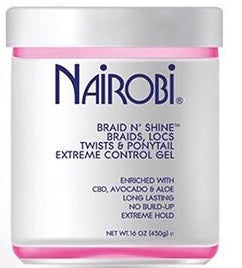 Nairobi Braid N Shine Gel Blakhair Com