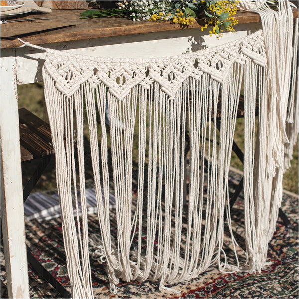 Bridal Table Bunting