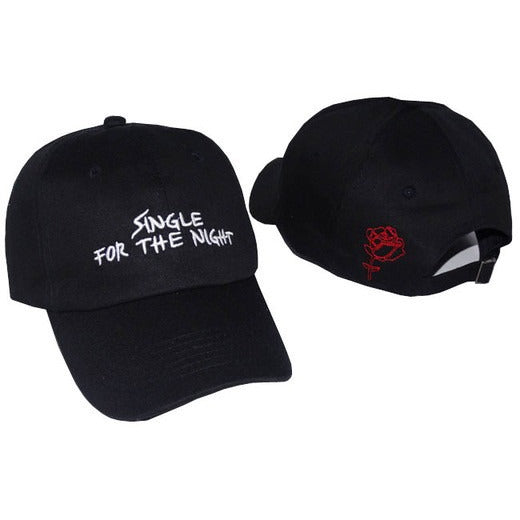 SINGLE FOR THE NIGHT Hat