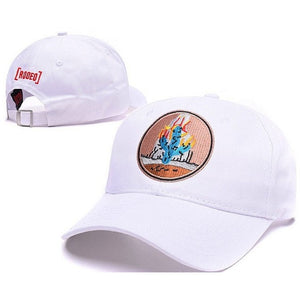 "TRAVIS SCOTT ""Rodeo"" Hat (White)"