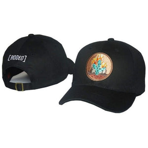 "TRAVIS SCOTT ""Rodeo"" Hat (Black)"