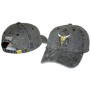 "TRAVIS SCOTT ""Rodeo"" Hat (Grey)"
