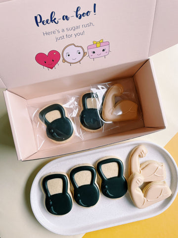 Exercise Gym Cookie Pack