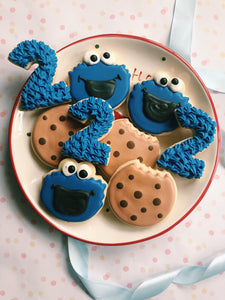 C Is For Cookie - Sugar Rush by Steph