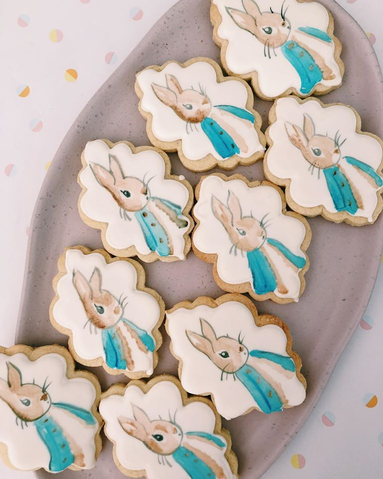 Peter Rabbit - Sugar Rush by Steph