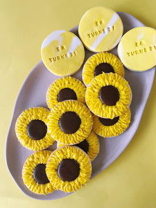 Sunny Sunflowers - Sugar Rush by Steph