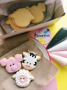 Ultimate Farm Animals DIY Kit - Sugar Rush by Steph