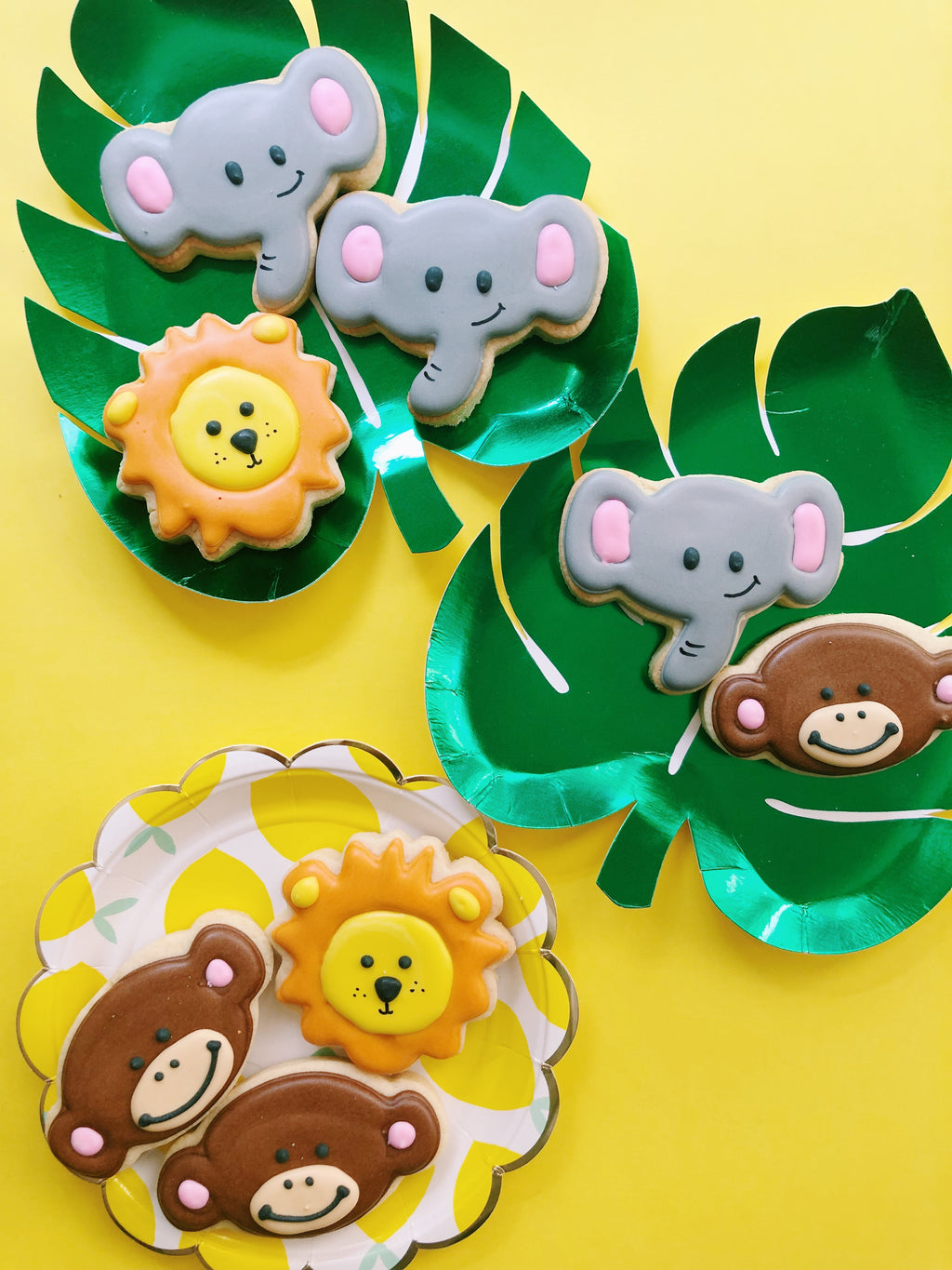 Safari-Themed Cookies - Sugar Rush by Steph