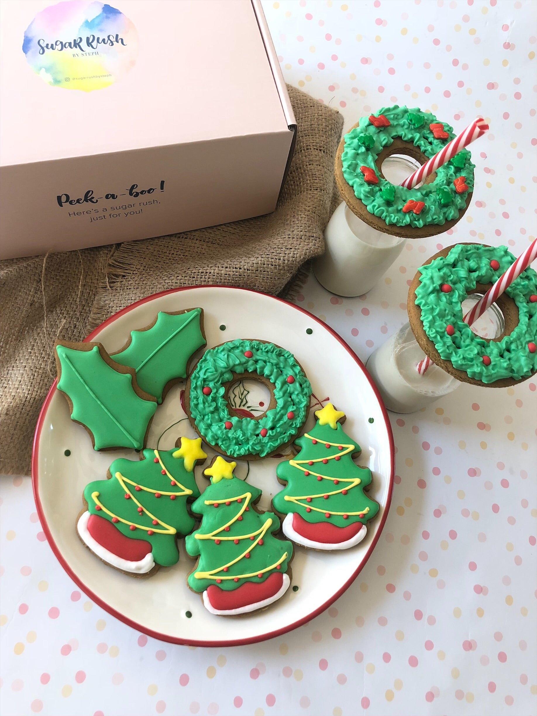 Christmas In The Air! - Sugar Rush by Steph