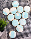 Gluten-Free | Round-Shaped Quote Cookies - Sugar Rush by Steph