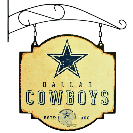 NFL, Dallas Cowboys, Metal Tavern Signs, Sign, Officially licensed sign, Dallas Cowboys gift