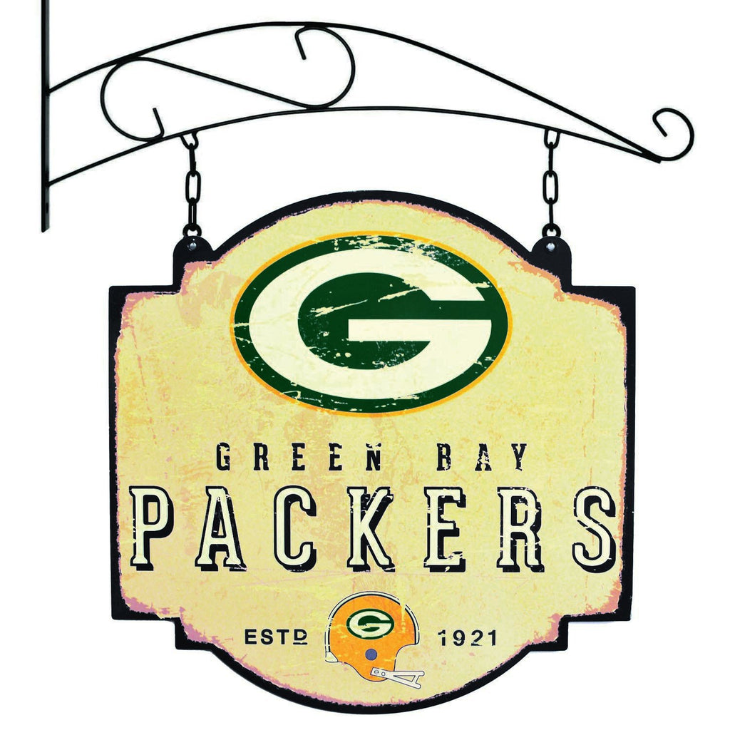 NFL, Green Bay Packers, Metal Tavern Signs, Sign, Officially licensed sign, Green Bay Packers gift