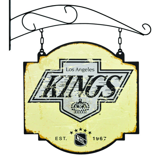 NHL, Los Angeles Kings, Metal Tavern Signs, Sign, Officially licensed sign, Los Angeles Kings gift
