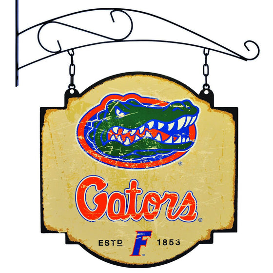 NCAA, Florida, Metal Tavern Signs, Sign, Officially licensed sign, Florida gift