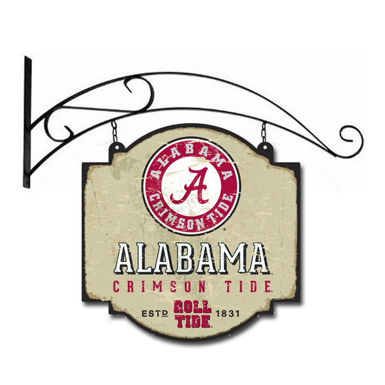 NCAA, Alabama, Metal Tavern Signs, Sign, Officially licensed sign, Alabama gift