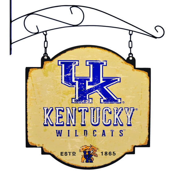NCAA, Kentucky, Metal Tavern Signs, Sign, Officially licensed sign, Kentucky gift