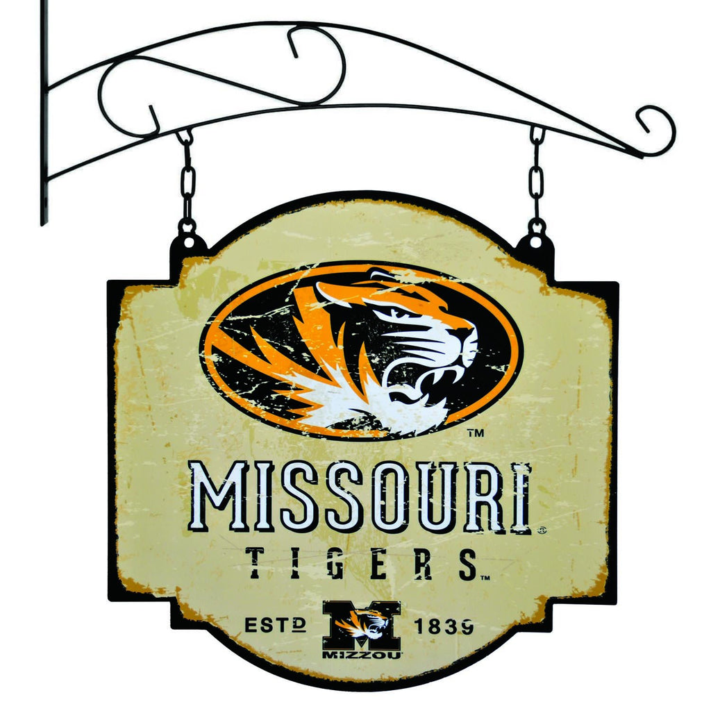 NCAA, Missouri, Metal Tavern Signs, Sign, Officially licensed sign, Missouri gift