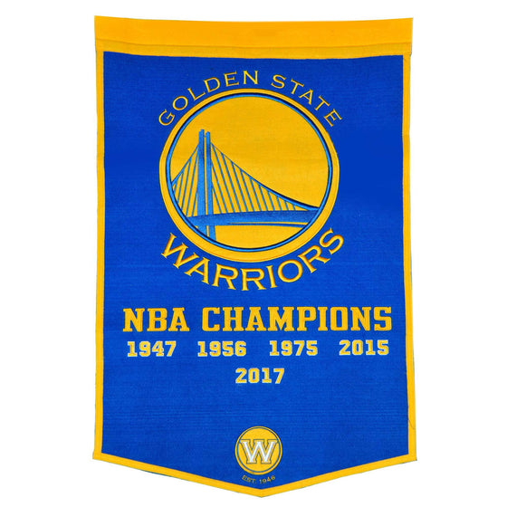 Golden State Warriors Banner