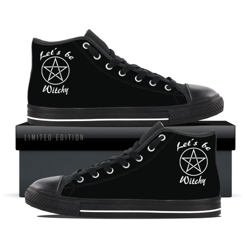 Let's be Witchy Sneakers - Womens