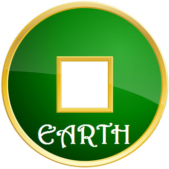 Earth Organic Elemental Essential Oil Blend